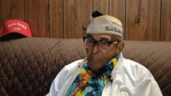 104-Year-Old Pearl Harbor Survivor Returns For 75th