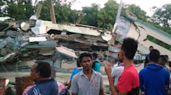 Indonesia Earthquake Kills Multiple People And Levels