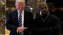 Kanye West Meets With Donald Trump, Talks About