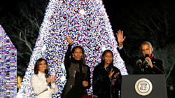 Obamas' Last White House Christmas Address Reminds Us All Of Americans' Shared