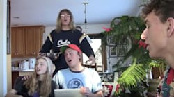 Smoke Alarm Sing-Along Proves To Be A Very Bad
