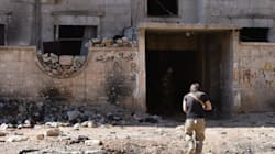 Syria Cease-Fire Takes Effect Between Government And Some Rebel