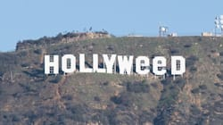 The Iconic Hollywood Sign Got A Dope Makeover For The New