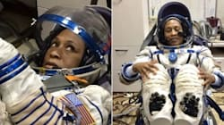 First African-American Astronaut To Board The International Space