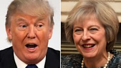 Donald Trump Tweets About Theresa May, Manages To Not Offend