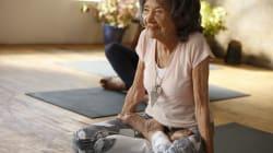 Meet The World's Oldest Yoga Teacher, Aged