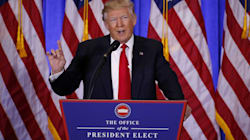 Trump Blasts Publication Of Unverified Russia Claims As 'Fake