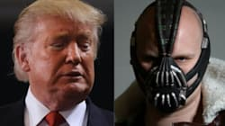 Donald Trump Ripped Off Part Of His Inauguration Speech From Supervillain