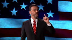 Jimmy Kimmel Vows To Grab 'Pumpkin' President Donald Trump 'By The Guts' For The Next 4