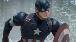 Chris Evans Proves He's Really Captain America, Takes On Former KKK