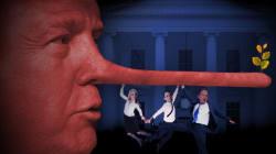 Las primeras 100 mentiras: La ráfaga de falsedades del equipo de