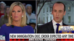 Trump's New Travel Ban Will Look A Lot Like The Old One, Stephen Miller