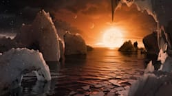 Scientists Discover 'Treasure Trove' Of Earth-Sized Planets Orbiting Nearby Dwarf