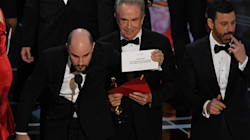 Best Picture Mistake Leads To Most Awkward Moment In Oscar