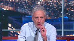 Jon Stewart Tells The Media How To Break Up With 'A**hole' Donald