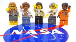 We Have Liftoff: Lego Set Honoring Women Of NASA Will Land On A Shelf Near