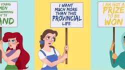 Las princesas de Disney como activistas por los derechos de las