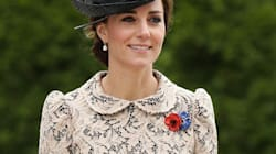 The Duchess Of Cambridge Stumps Her Loyal Followers In A Pretty Lace