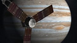 NASA's Spacecraft Juno Set To Dance With