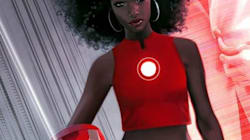 The New Iron Man Is A Black Teenaged Girl, And She