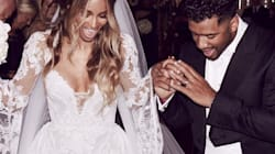 Ciara And Russell Wilson 1, 2 Step Down The