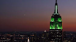 Empire State Building Shines In Celebration Of Ramadan's