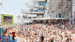 A City On The Sea: Life On Board One Of The World's Largest Cruise