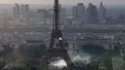 French Police Fire Tear Gas Near Euro Cup Final Fan Zone In