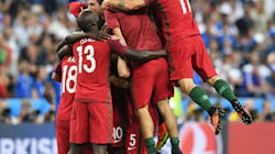 Portugal Defeats France 1-0 To Win Euro 2016