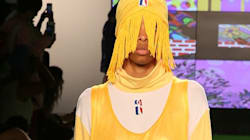 The Most WTF Moments From Men's New York Fashion