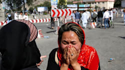 ISIS Claims Suicide Attack On Kabul Protest By Hazara Minority, Dozens