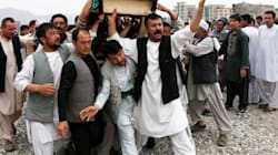 Anger, Mourning In Afghanistan After Kabul Suicide
