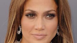 Jennifer Lopez Wears A Nearly Naked, Skintight Birthday