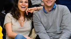Mila Kunis And Ashton Kutcher's Wedding Bands Only Cost