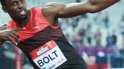 Usain Bolt Has Never Run A Full