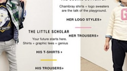 Gap Makes Ironic Spelling Error In Sexist Back-To-School