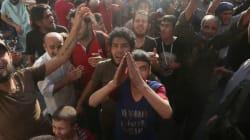 Syrian Rebels Claim To Break Through