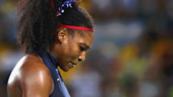 Serena Williams Knocked Out Of Olympics In Stunning Third-Round