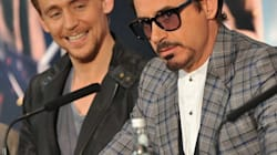 Robert Downey Jr. Gives Tom Hiddleston A Perfect Taylor Swift