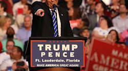Trump Says Obama And Clinton The 'Founder' And 'Co-Founder' Of