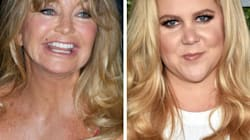 Amy Schumer Co-Stars With 'Soulmate' Goldie Hawn In New