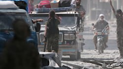 U.S.-Backed Syrian Forces Seize Control Of Key City From