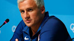 Gun Held To U.S. Swimmer Ryan Lochte's Head In Rio