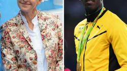 Ellen Defends Usain Bolt Joke Against Criticism Of 'Racist