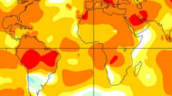 July 2016 Was The Hottest Month Ever