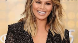 Chrissy Teigen Shares Snapchat Of Her Stretch Marks Because She's Never Not