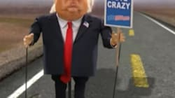 Donald Trump Gets A Forrest Gump Makeover In Biting TV