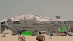This 'Star Wars: The Force Awakens' Visual Effects Reel Is Out-Of-This-World