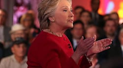 Hillary Clinton Is Within Striking Distance Of Donald Trump In 'Red'
