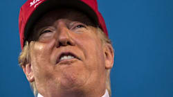 Yeah, Hillary Has Pneumonia, But Trump Is Still A Deranged Threat To